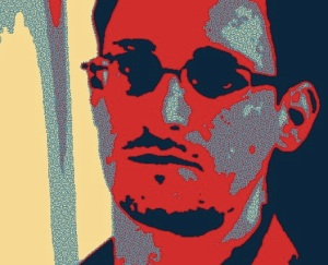Edward Snowden, picture Jsound, Flickr
